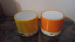 BNIB Bluetooth Speakers