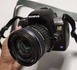Olympus E-620 + 14-42mm lens