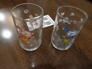 🚚 機哩呱拉玻璃對杯