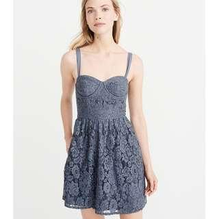 Abercromie and fitch lace bustier dress.