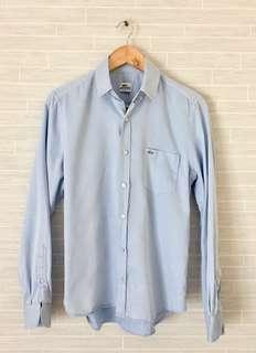 Mens LACOSTE Work Shirt Size 38 (S)