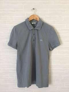Mens LACOSTE 3-Buttons Polo - Size 4