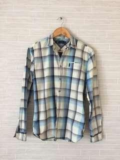 Almost New PAUL SMITH Checked Shirt