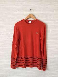 Brand New Mens LACOSTE Sweatshirt Sweater