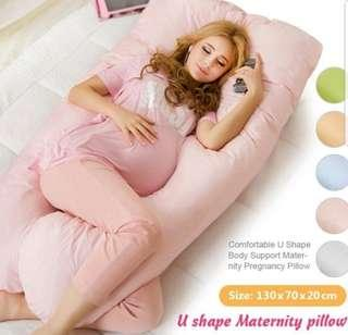 Pregnancy Pillow U Shaped  very comfortable high quality