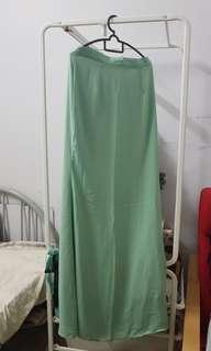 LAGENDAS mermaid skirt (mint green)