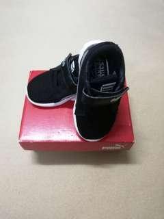 Puma JL Shoes - Batman Black