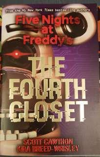 Five nights at Freddy -The Fourth Closet