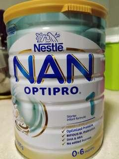 Nan Optipro 1 0-6mths