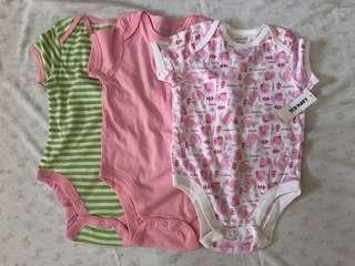 BN Old Navy Playsuit - 3pc