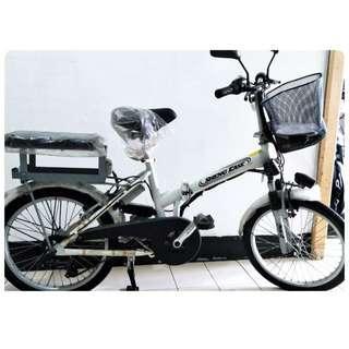【勝一】電動輔助自行車(折疊版)