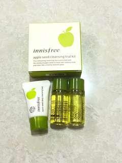 🚚 Innisfree Apple Seed Cleansing Trial Kit