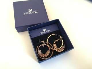 Swarovski Earrings authentic