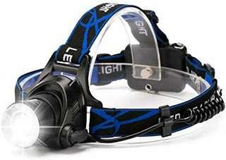 HFAN High Power Headlamp