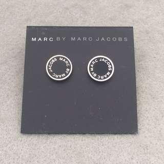 Marc Jacobs Sample Earrings 黑銀耳環 EA195
