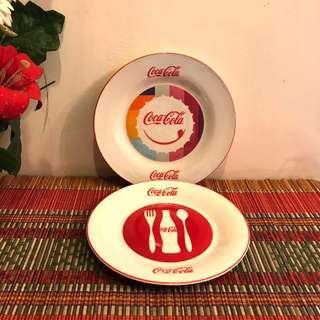 Coca Cola plate