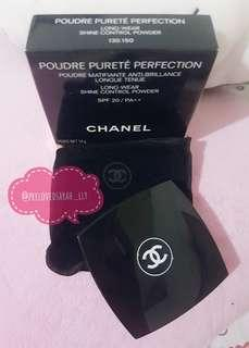 Chanel Long Wear Shine Control Powder SPF 20 PA++