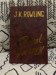 The Casual Vagancy by J. K. Rowling