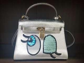 Preloved Authentic Playnomore PLAYNOMORE WINKYGIRL Small Handbag