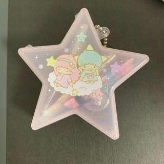 Little Twin Stars 2009年星型公仔針缐盒收藏