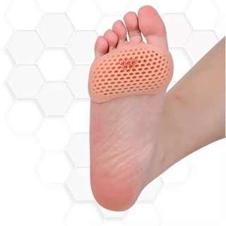 🚚 Instock Forefeet Feet Cushion Ball of Foot Padding Less Pressure Comfort Foot Care Heels Shoes
