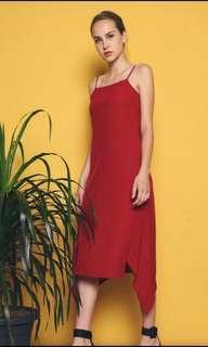 🚚 BNWT HH Aylia Scarf Hem Dress