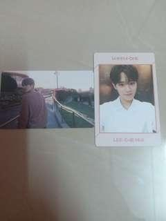 Wanna One Lee Daehwi PC (Official) - Both card