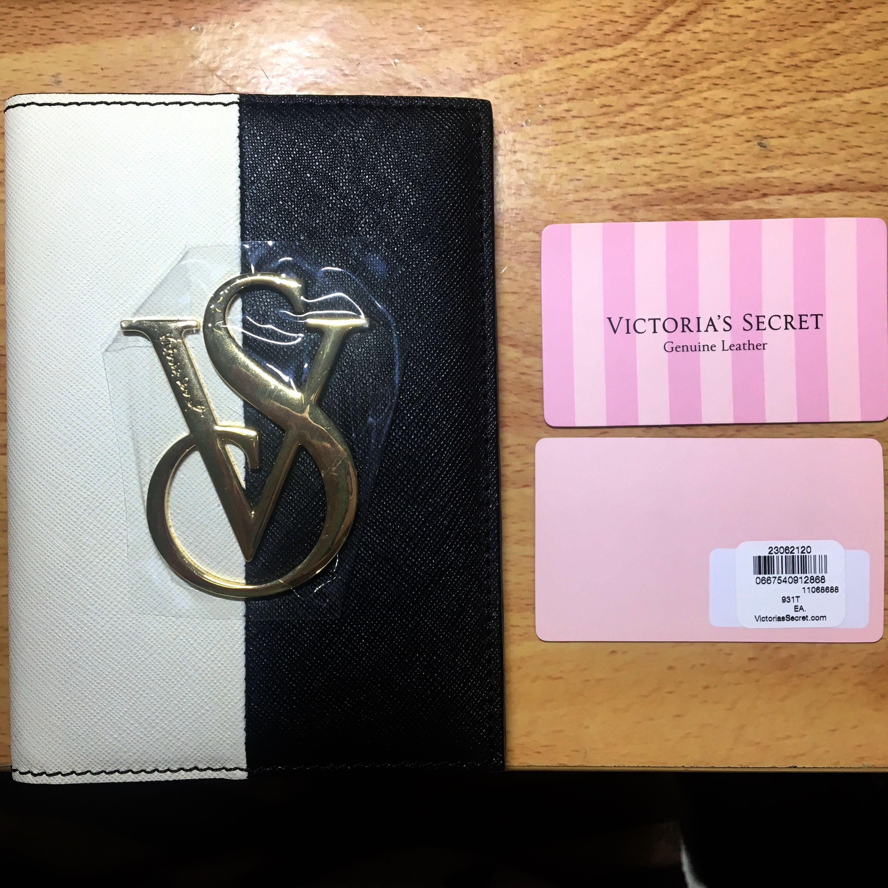 維多利亞的秘密 護照夾套