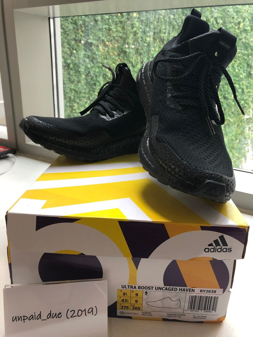 5c4def52c Adidas Ultra Boost x Haven in US9.5