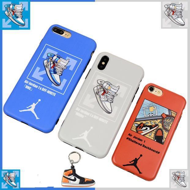 super popular a3f8d fa200 Air Jordan 1 OFF WHITE Phone/Mobile Case/Cover