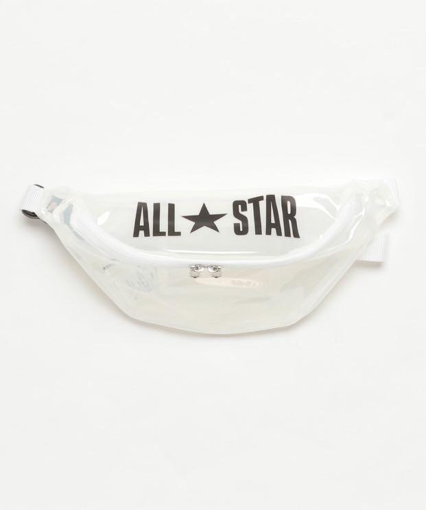 All Star 透明腰包