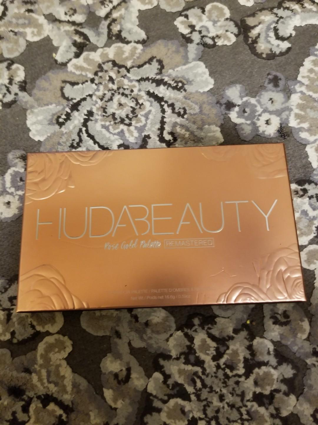 Authentic HUDA palatte