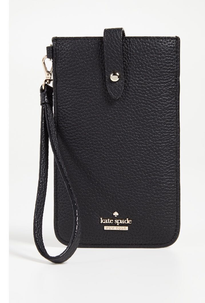 info for 6af5e 30a71 Authentic Kate spade phone pouch