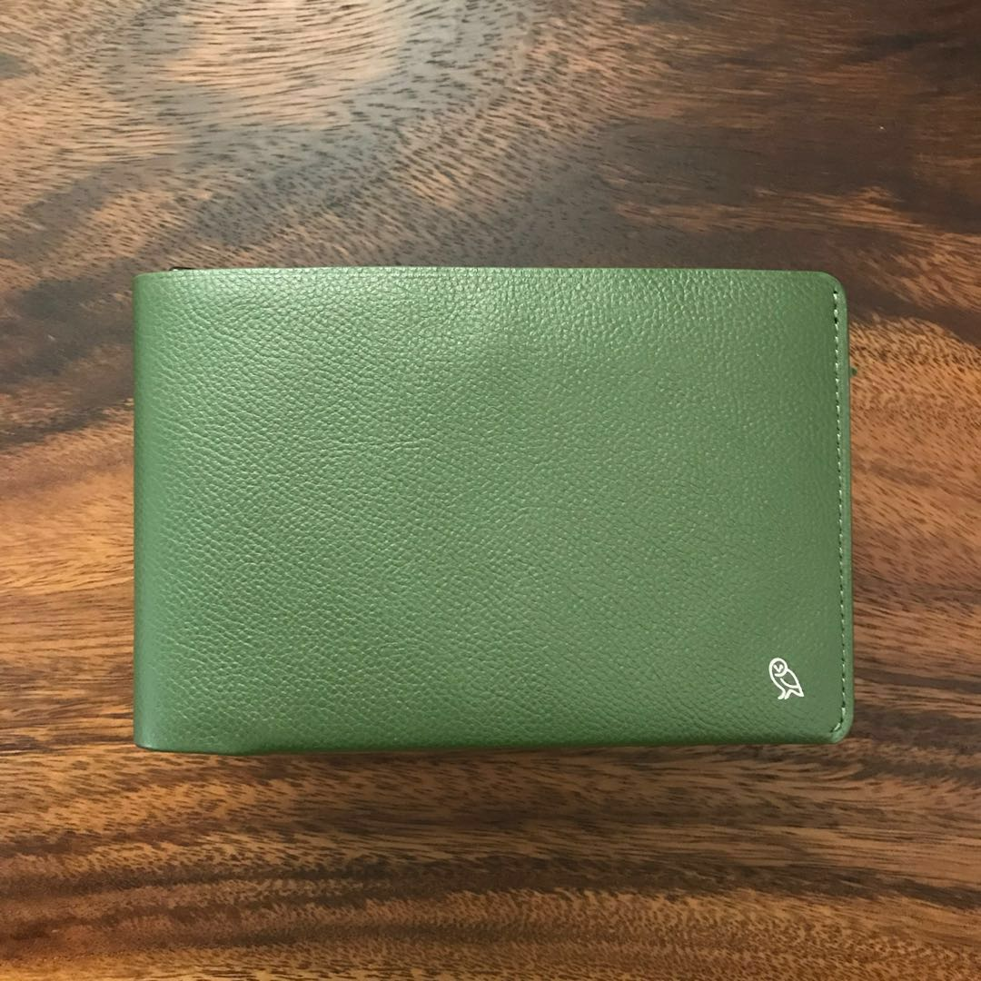 3ebb4741aa Bellroy Travel Wallet Designer Edition Forest Green