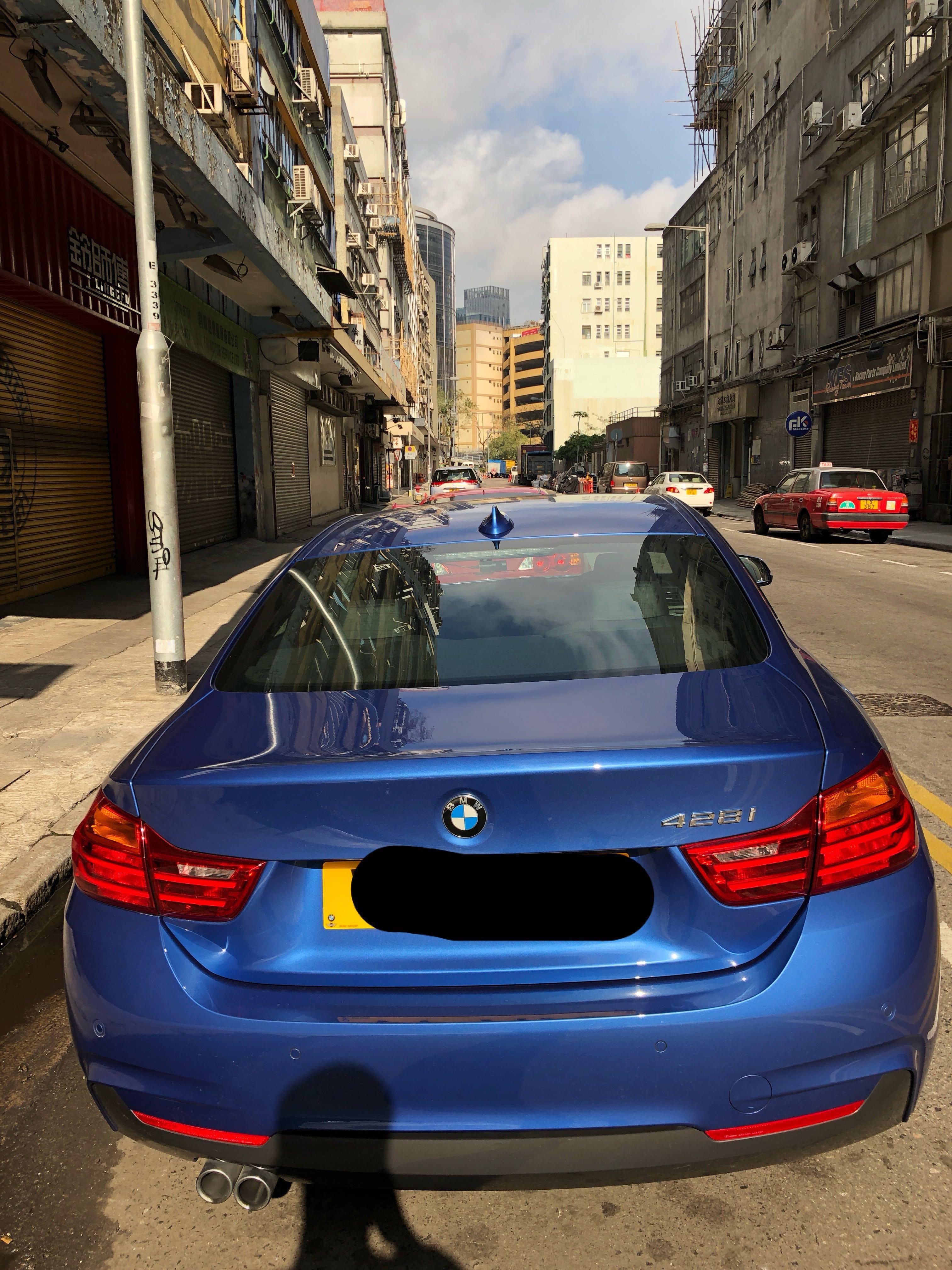 BMW 428I M SPORT COUPE 2013
