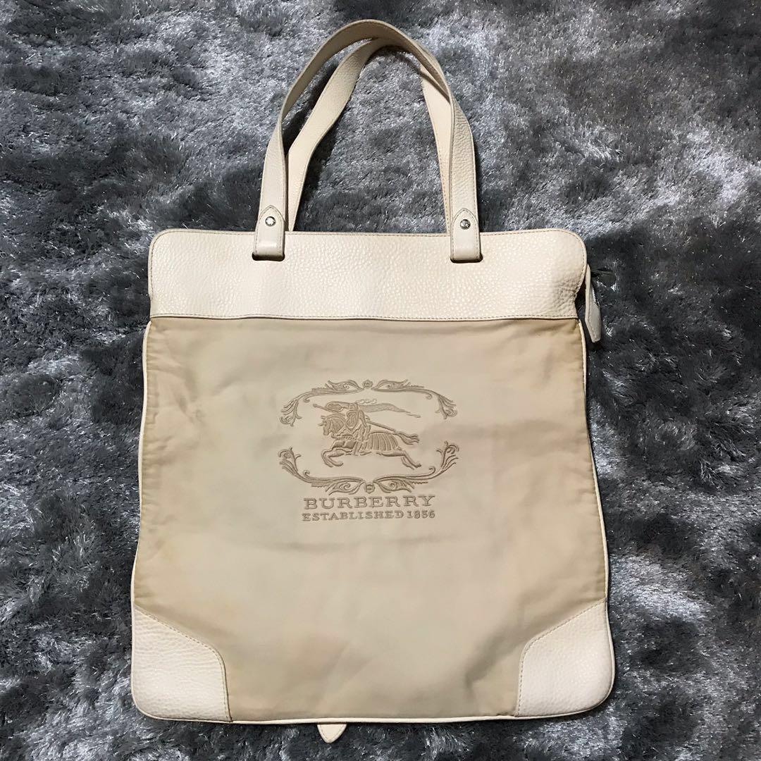 83e5006037e6 Burberry Cream Tote bags