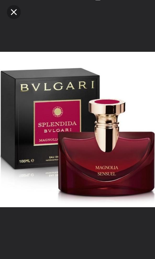 Bvlgari Splendida Magnolia Sensuel Health Beauty Perfumes
