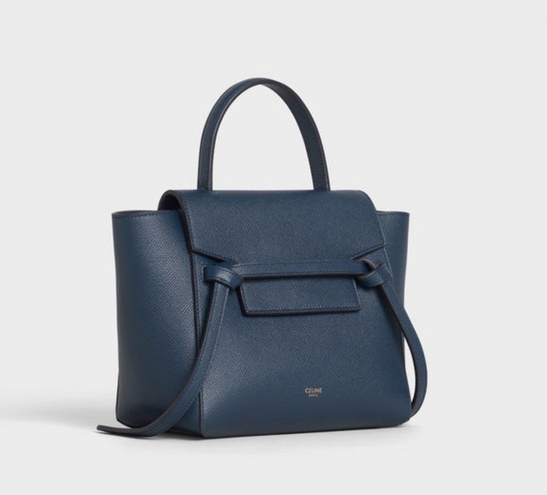 9fc3f92fe0a31 Celine Nano Belt Bag, Women's Fashion, Bags & Wallets, Sling Bags on ...