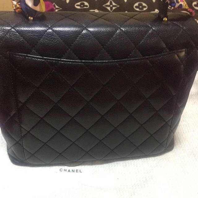 949c5c594a20 Chanel Black Caviar Kelly Bag ( PRICE REDUCED!!) , Luxury, Bags ...