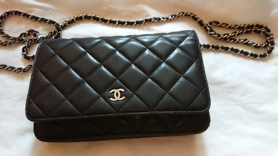 05673d605584 Chanel WOC sling bag