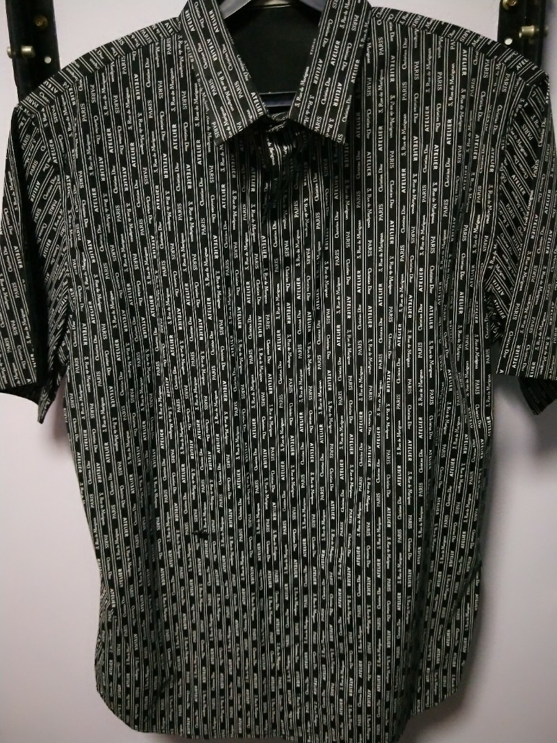 3e75f1fb0 Steal Price For Limited Time*Christian Dior Atelier Shirt, Men's ...