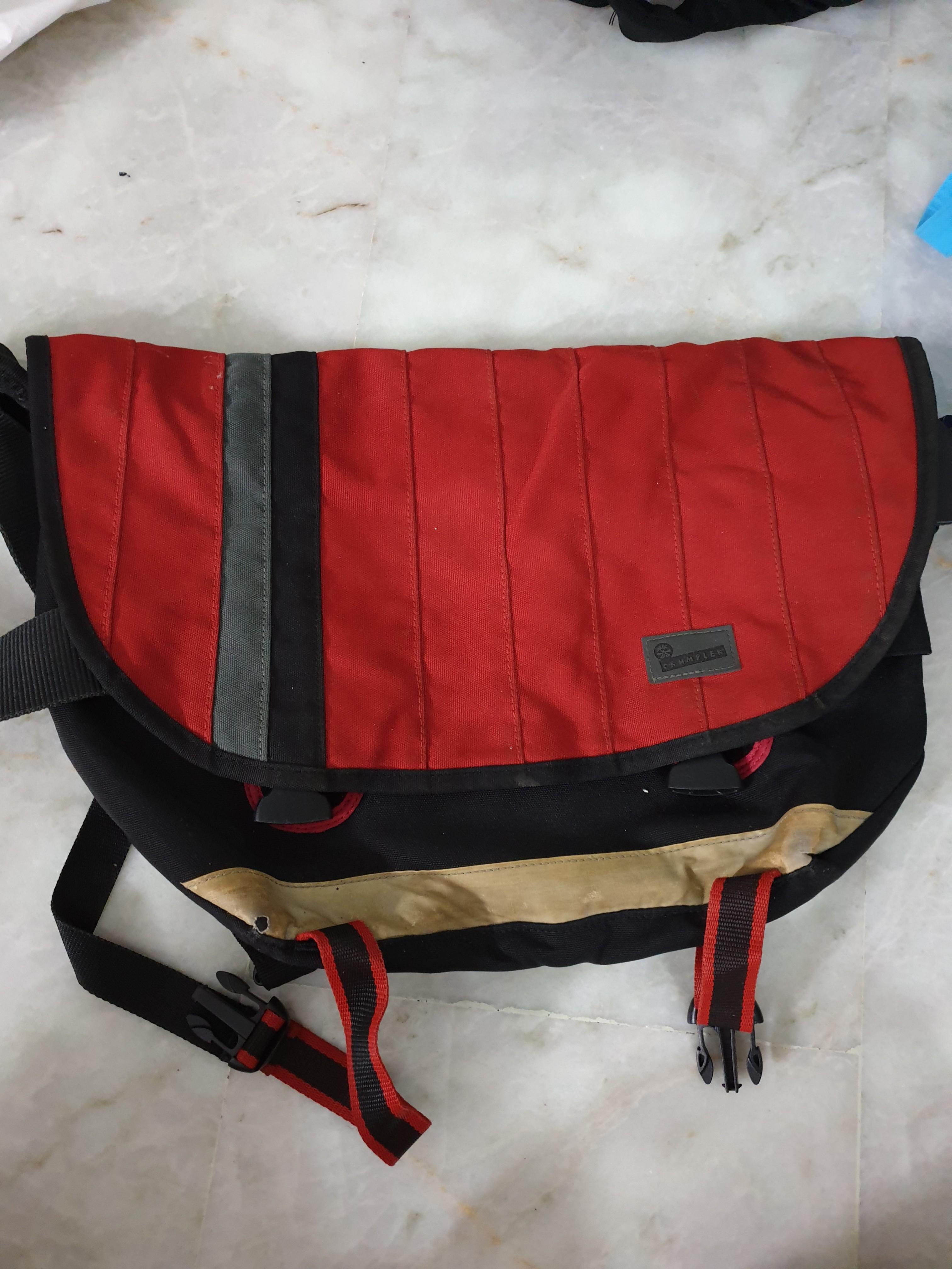 5d06423038e3 Crumpler Messenger bag - Large