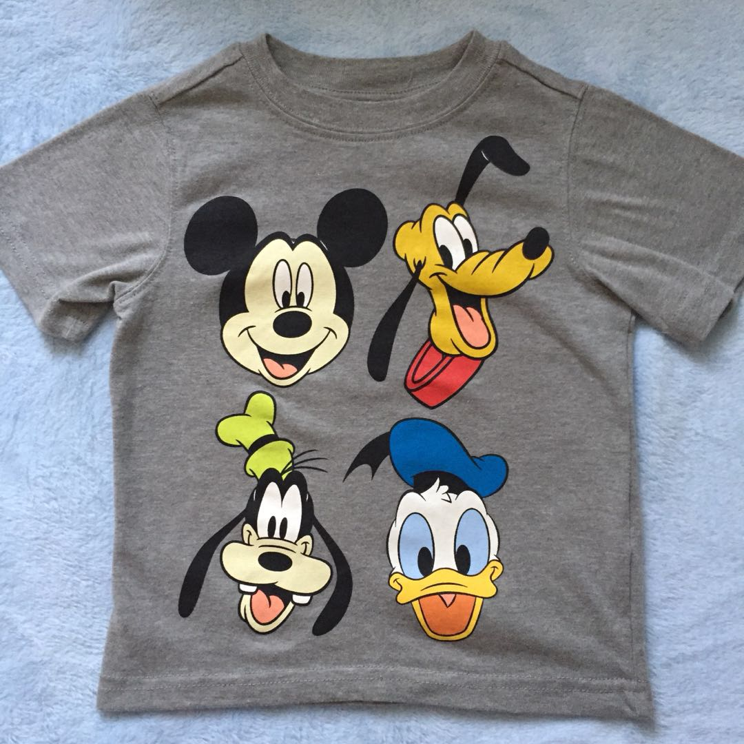 65e98ec8aa Mickey Mouse Clubhouse Shirts For Toddlers – EDGE Engineering and ...