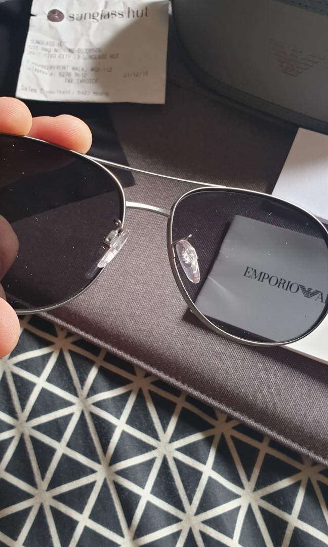 10c6b092042 Emporio Armani sunglasses men