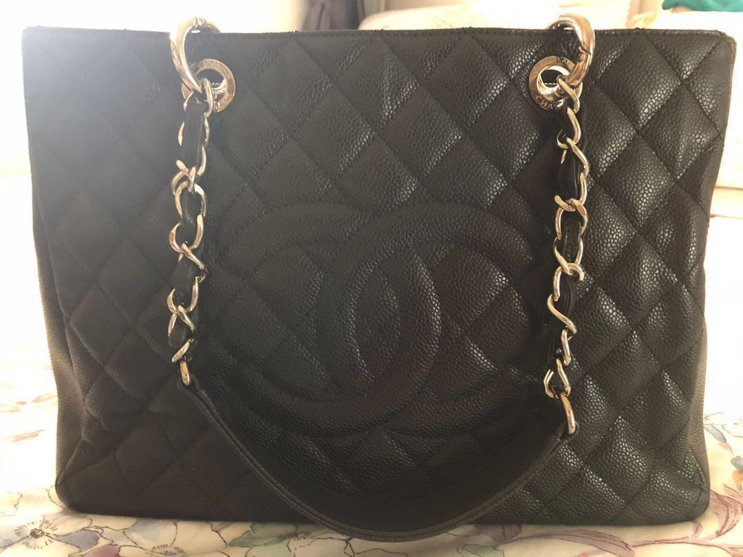 94f3da18a22ed8 FAST DEAL Chanel Grand Shopper Tote, Luxury, Bags & Wallets ...