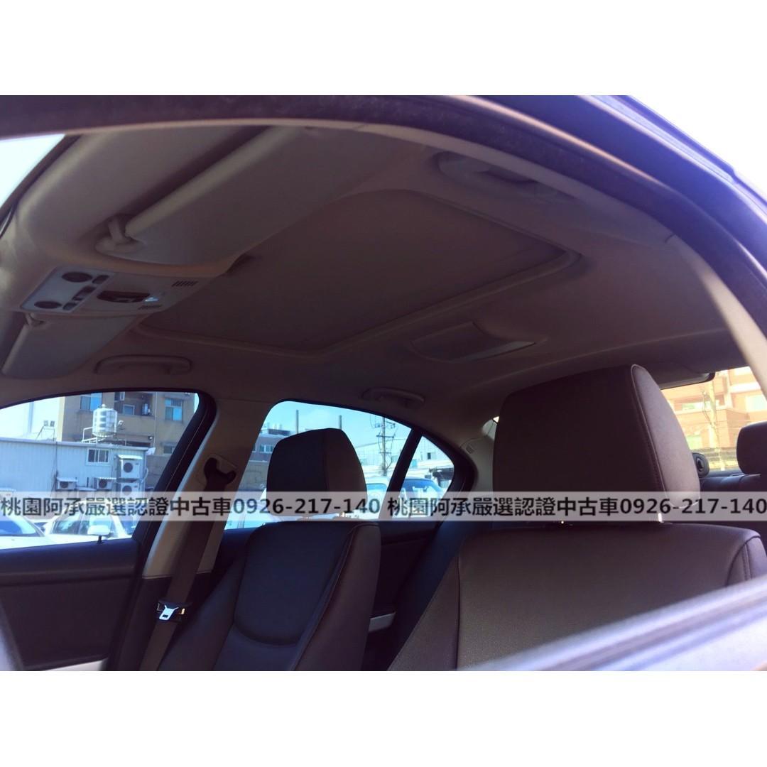 【FB搜尋桃園阿承】寶馬 超人氣320I跑9萬 2007年 2.0 藍色 二手車 中古車