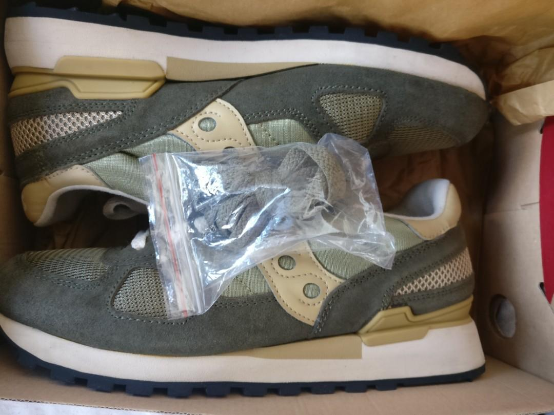 timeless design fe559 c29ff For SALE!! SAUCONY shadow orig on Carousell