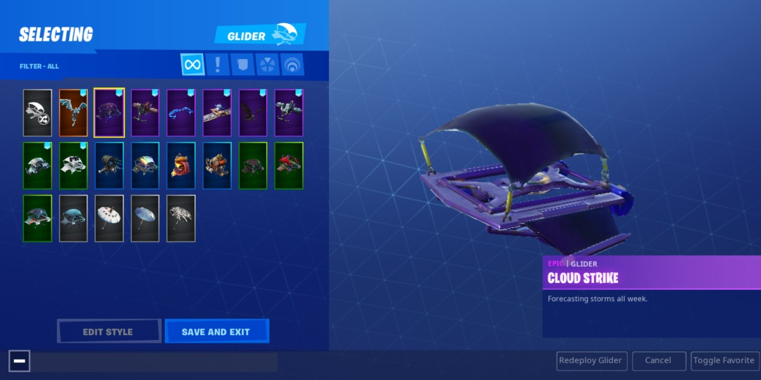 share this listing - fortnite deadfire account for sale