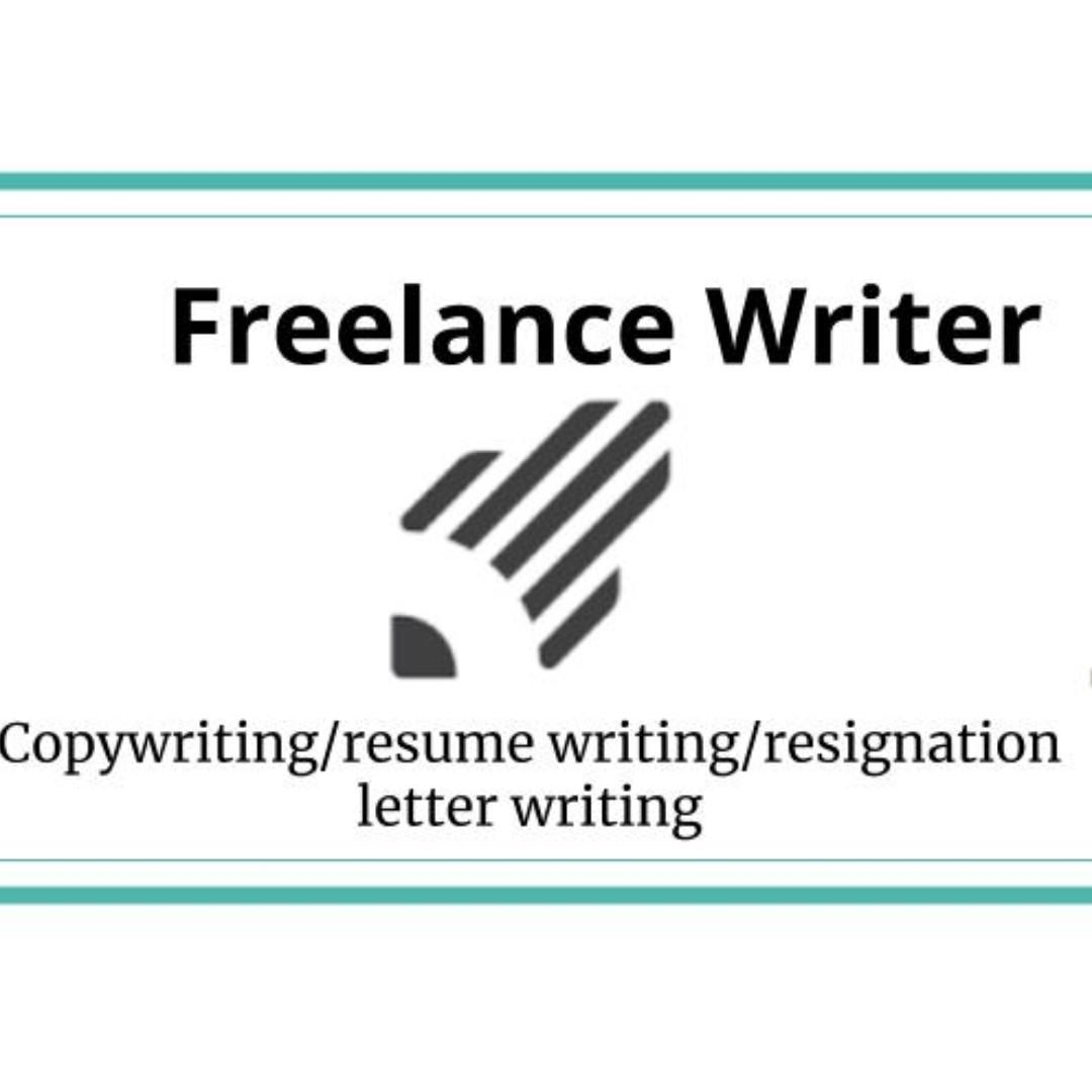 Freelance Copywriting Resume Writing Hire On Time