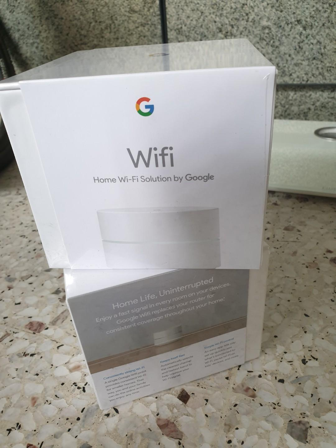 Google WiFi (Set of 2)